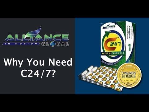 AIM GLOBAL Why You Need C24/7 | Alliance In Motion Global