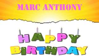 Marc Anthony   Wishes & Mensajes - Happy Birthday