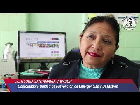 20  BRIGADISTAS DEL HOSPITAL CARRIÓN