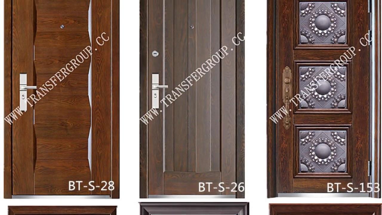 Modern Wooden Door Designs India Style
