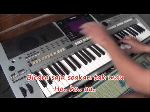 Karaoke Secangkir Kopi Jhonny Iskandar Organ Tunggal tanpa Vokal