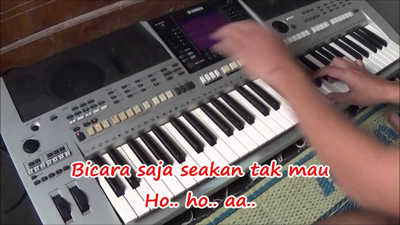 Karaoke Secangkir Kopi Jhonny Iskandar Organ Tunggal tanpa Vokal ...