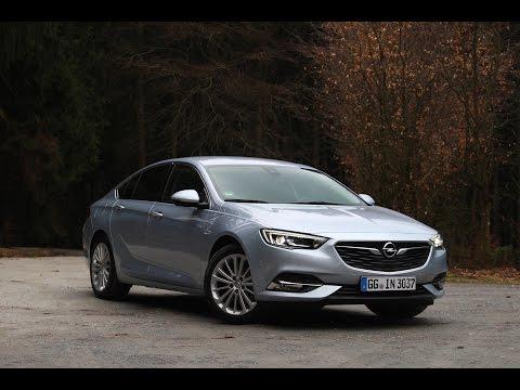 Essai - Opel Insignia Grand Sport 2017 : appellation non conforme
