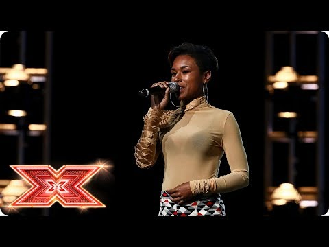 Rebecca, Deanna, Chelsie May & NQ cover Beyoncé's Love On Top | Boot Camp | The X Factor 2017