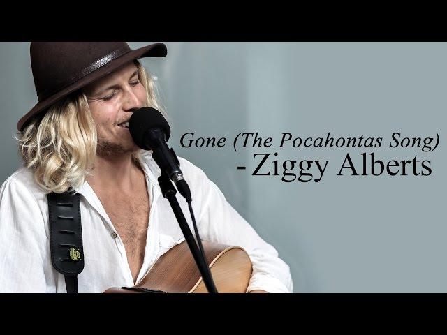 Gone (The Pocahontas Song) - Ziggy Alberts [LIVE in Ballarat]