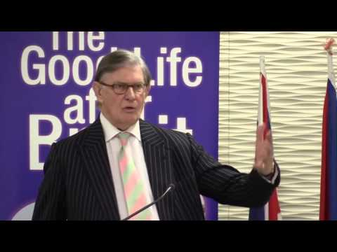 Sir Bill Cash MP  - 'How Would We Leave the EU'