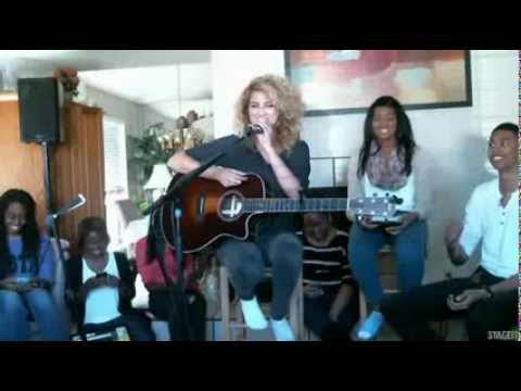 Tori Kelly - Eyelashes (live @ Stage-It, 10/20/13)