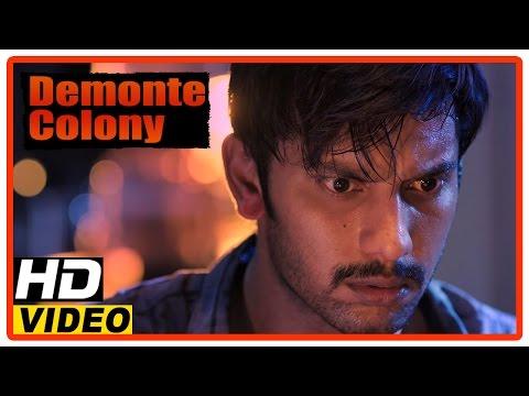 Demonte Colony Tamil Movie Scenes | Arulnithi and friends tries Ojo board