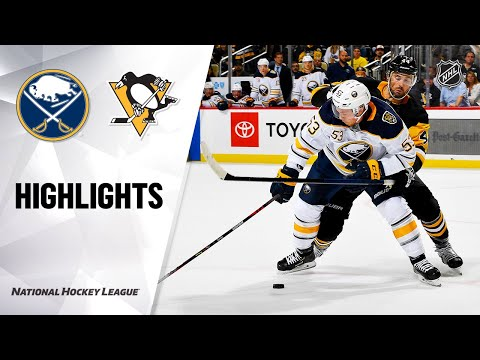 Sports Wrap with Ron Potesta - Penguins Open Season With Rare Loss To Sabres
