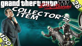 GTA IV TLAD [:Ray #2:] COLLECTOR'S ITEM [100% Walkthrough]