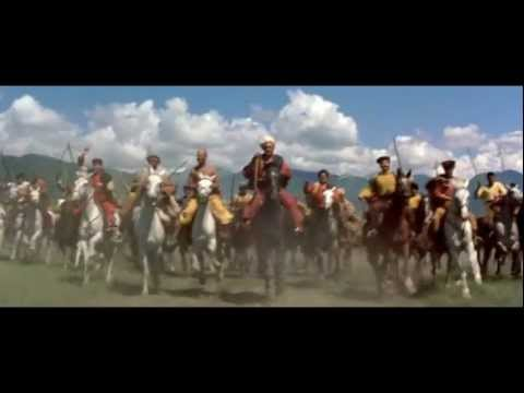Cossacks going to fight