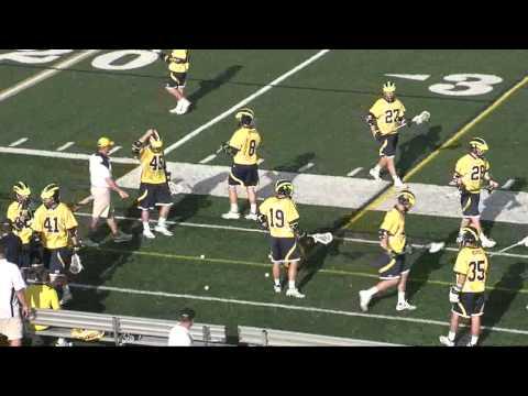 Michigan vs. Jacksonville - NCAA Lacrosse - 3/2/12