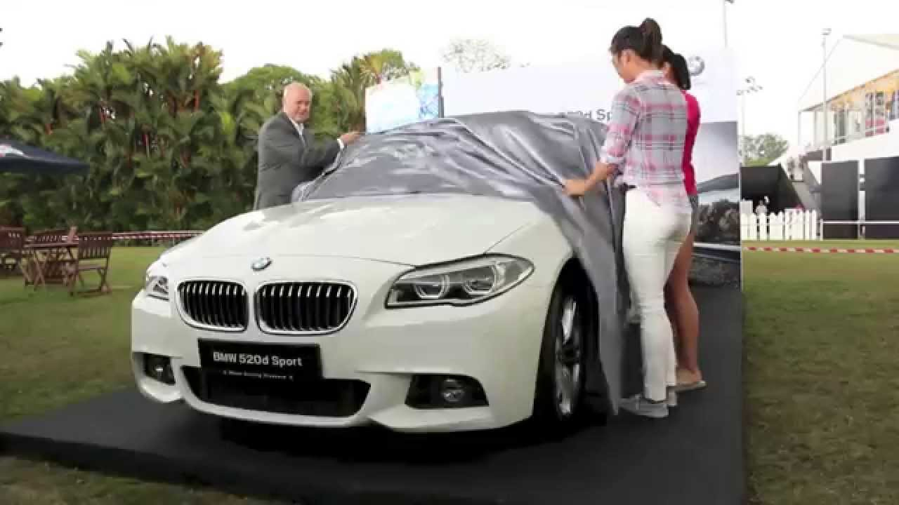 2015 Bmw 5 Series 520d Sport Launched In Malaysia Youtube