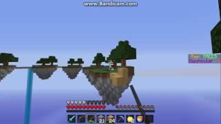 Dünyanın En Kötü Minecraft SkyWars Oyuncusu +1 Devamı İçin Like