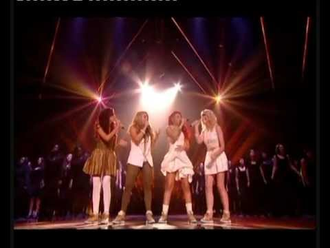 X FACTOR 2011 FINAL - LITTLE MIX SONG 3 (THE WINNERS SONG) CANNONBALL BY DAMIEN RICE