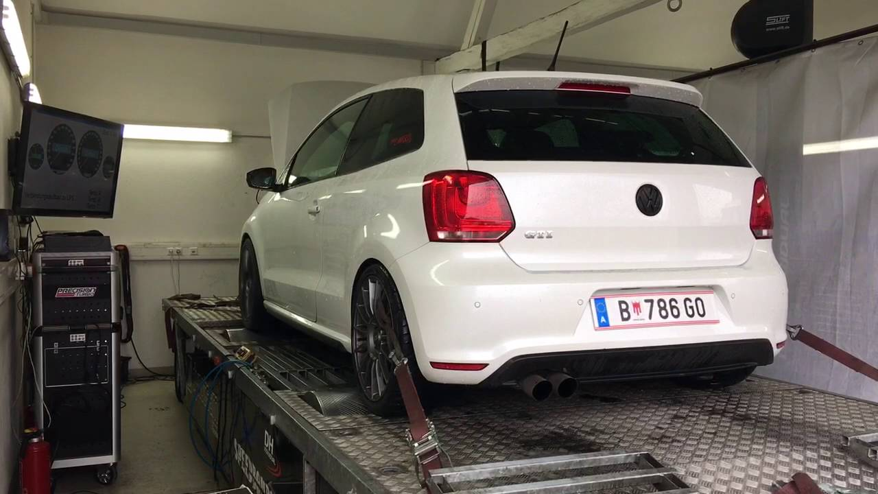 polo 6r gti dyno leistungsmessung youtube. Black Bedroom Furniture Sets. Home Design Ideas