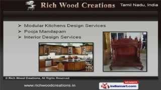 Home Furniture And Furnishings By Rich Wood Creations, Chennai