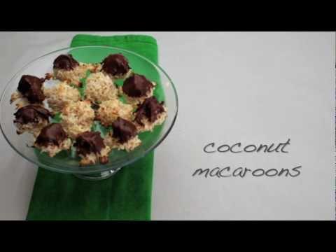 How to Make Coconut Macaroons | Cookie Recipe | Allrecipes.com