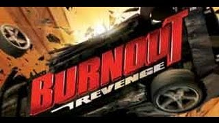 Classic PS2 Game Burnout Revenge on PS3 in HD 1080p