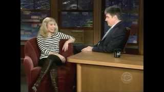 2008 02 04 Late Late Show w Craig Ferguson D - Kristen Bell