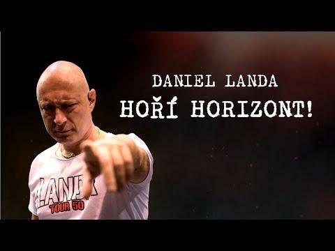 Daniel Landa - Hoří horizont (Lyric Video)