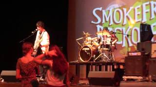 Death by Butterflies - Desire (Smokefree Rockquest Heats)
