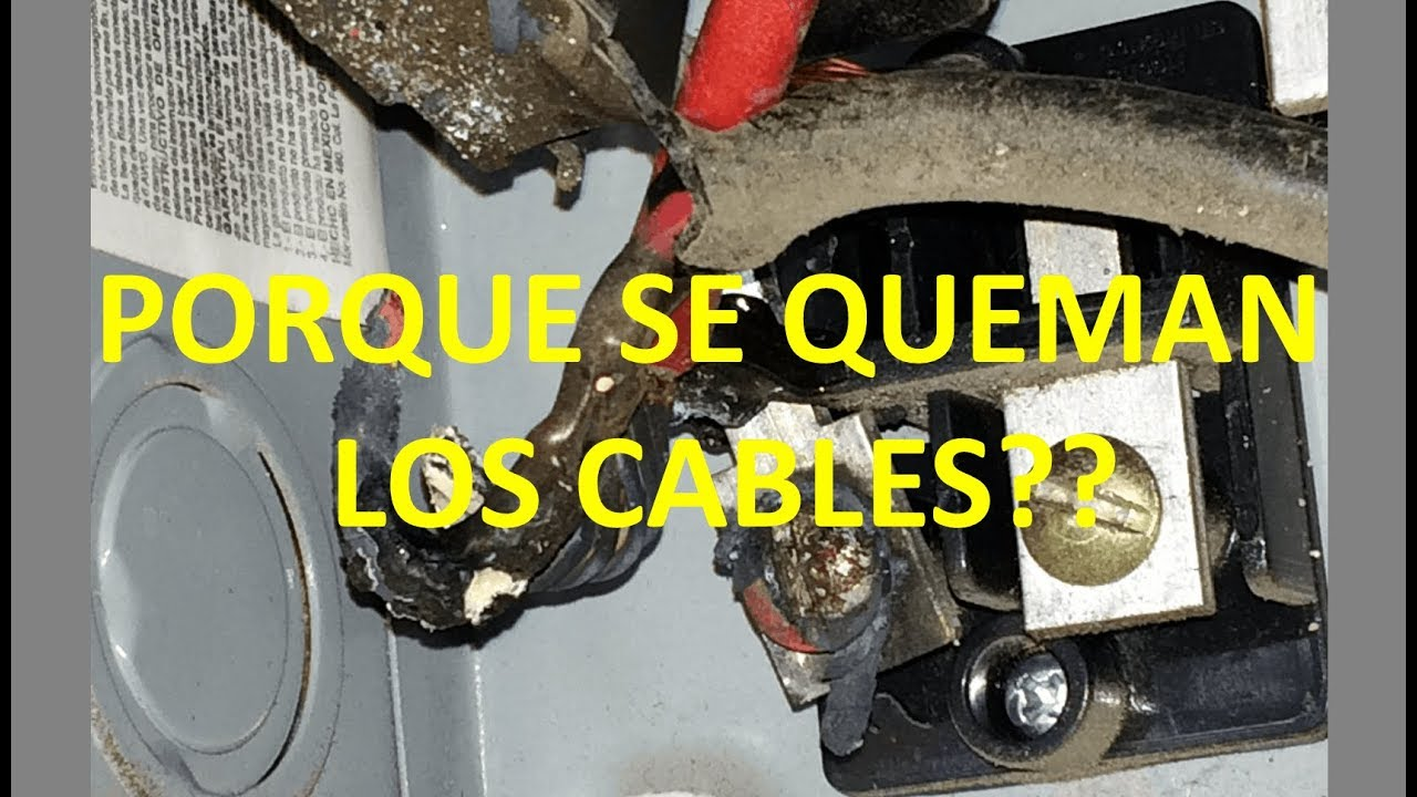Porqu 233 Se Calientan Los Cables Instalaciones Electricas
