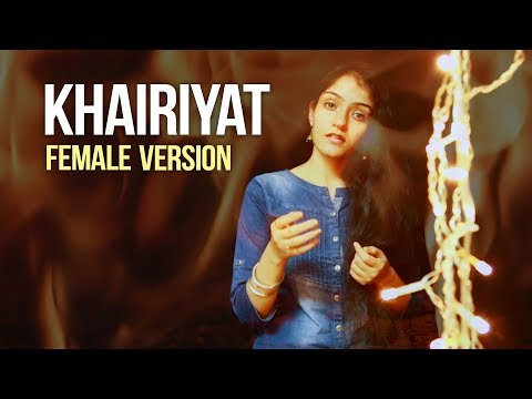khairiyat-female-version-|-arijit-singh-|-chhichhore-songs-|-khairiyat-cover-|-prabhjee-kaur-songs