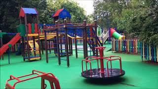 видео Санаторно-курортный комплекс Аквалоо
