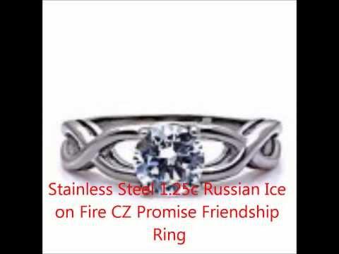 Infinity Promise Rings For Lovely Women