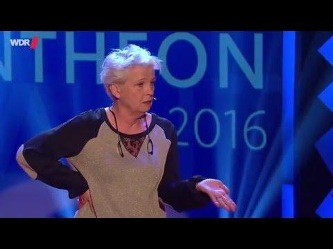 Gerburg Jahnke Ehrenpreistragerin Prix Pantheon 2016