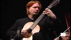 JUUSO NIEMINEN, 2nd Prizewinner at the 41 M.Pittaluga guitar competition-2008