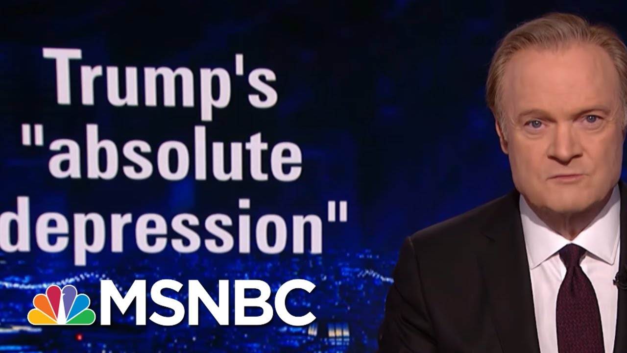NYT Report On Donald Trump Taxes Begs The Question: Who Is Paying Trump? | The Last Word | MSNBC