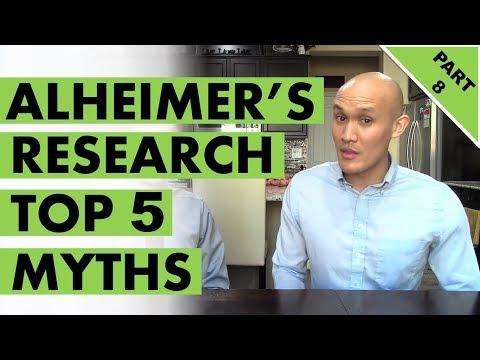Alzheimer's Research: Top 5 Myths Plus Netflix Documentary (Part 8)