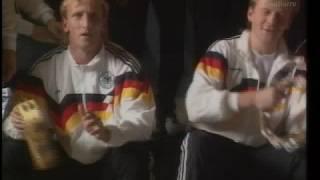 Udo Jürgens & DFB ELF 1990 - Wir sind schon auf dem Brenner