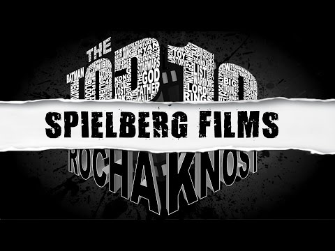 The Top 10 Show - Top 10 Spielberg Films