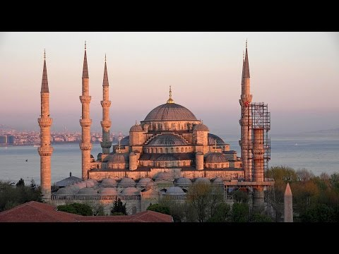 Old Istanbul & The Bosphorus in 4K (Ultra HD)