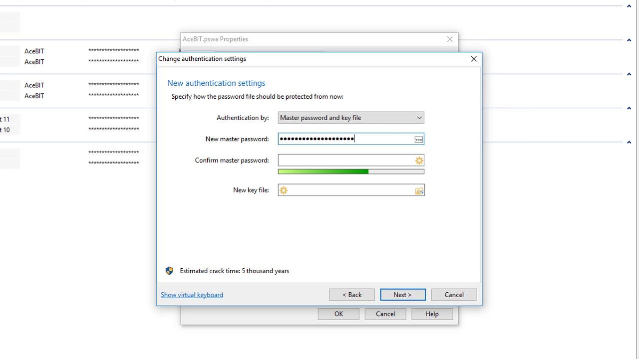 AceBIT Password Depot Free Download