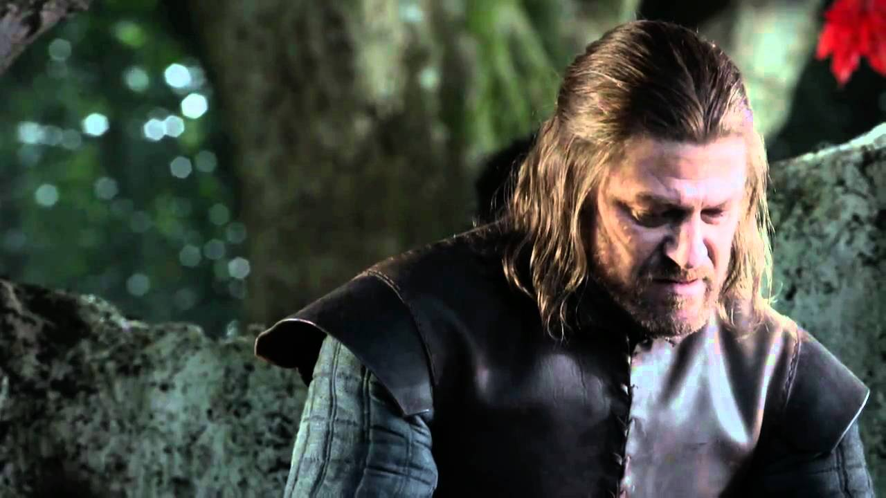 Game Of Thrones Moments Tease Ned And Catelyn Stark Hbo Youtube