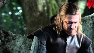 Game Of Thrones: Moments Tease - Ned and Catelyn Stark (HBO)