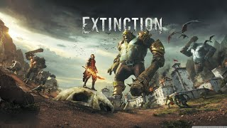 EXTINCTION - Story Trailer | PS4 |