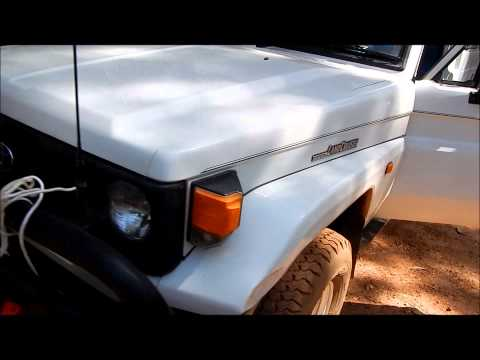 958-753 95`Toyota Troopy Camping Outback for sale WA Perth in Oct 2014