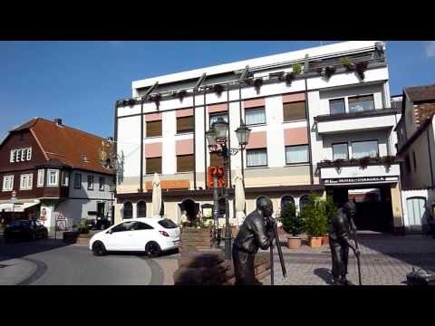 Bicycle trip Hemsbach - Mainz - Koblenz - Trier - Luxemburg