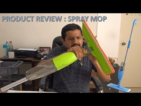 Product Review Of Healthy Spray Mop.🔥🔥 Hot Selling Product On Amazon