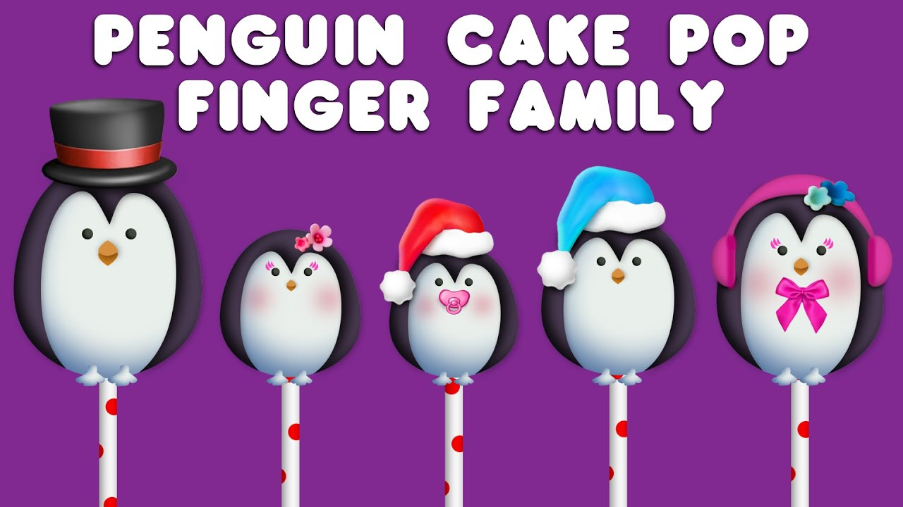How To Make A Penguin Cake Pop