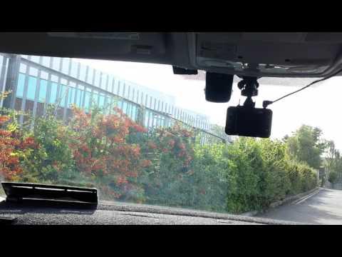 Part 4. Clean vs Dirty / Dusty INSIDE Car Windshield / Windscreen (www.HINIKO.com)