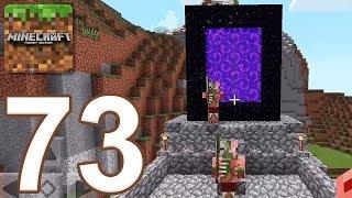 Minecraft: Pocket Edition - Gameplay Walkthrough Part 73 - Survival (iOS, Android)