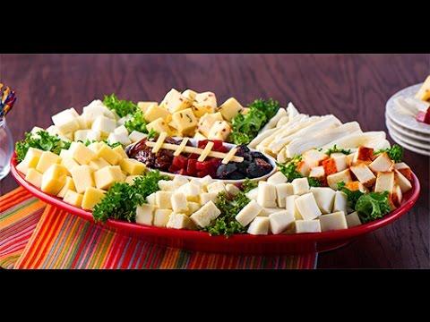 V&V Supremo Cheese Platter