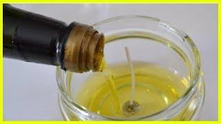 Идеи вторичного использования растительного масла
