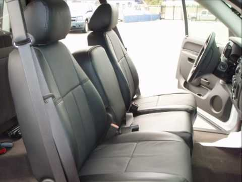 Clazzio Car Seat Cover Installation For Chevrolet